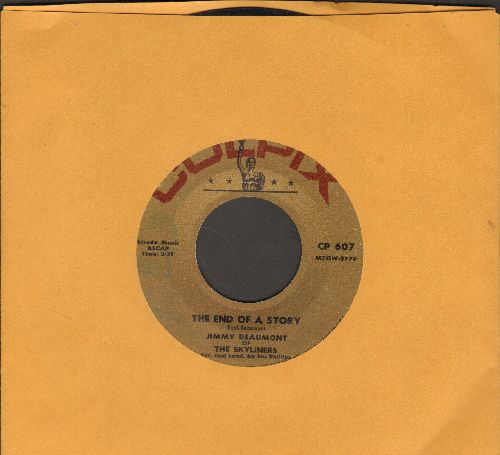 Beaumont, Jimmy Of The Skyliners - The End Of The Story/Baion Rhythms - VG7/ - 45 rpm Records