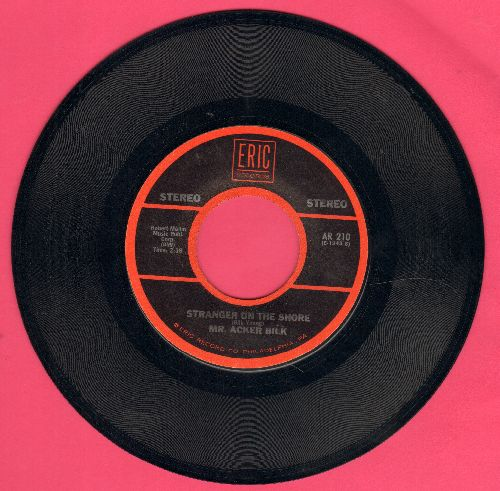 Bilk, Mr. Acker - Stranger On The Shore/Summer Set (re-issue) - NM9/ - 45 rpm Records