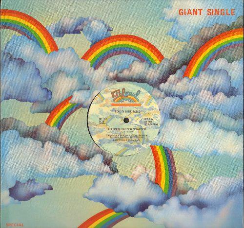Birdsong, Edwin - Rapper Dapper Snapper (5:30 minutes)/Rapper Dapper Snapper (nstrumental, 8:00minutes) (12 inch vinyl Maxi Single with company cover) - NM9/ - Maxi Singles