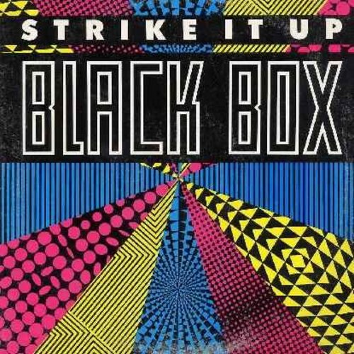 Black Box - Strike It Up (12 inch 33rpm vinyl Maxi Single featuring 5 different Mixes of the DANCE CLUB FAVORITE) - NM9/EX8 - Maxi Singles