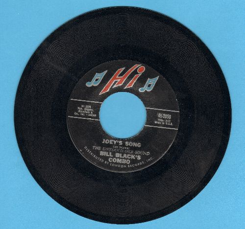 Black, Bill Combo - Joey's Song/Hot Taco - NM9/ - 45 rpm Records