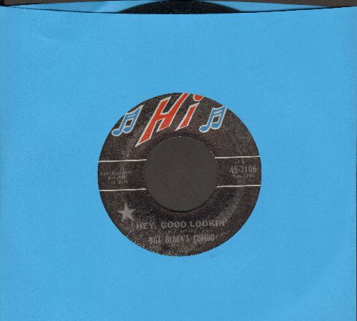 Black, Bill Combo - Hey, Good Lookin'/Mountain Of Love - NM9/ - 45 rpm Records