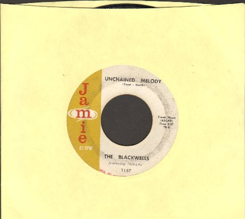 Blackwells - Unchained Melody/Mansion On The Hill - EX8/ - 45 rpm Records