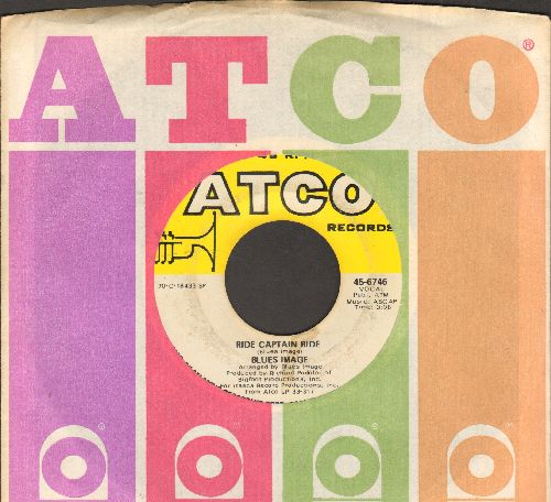 Blues Image - Ride Pay My Dues (with Atco company sleeve)Captain Ride/ - VG7/ - 45 rpm Records