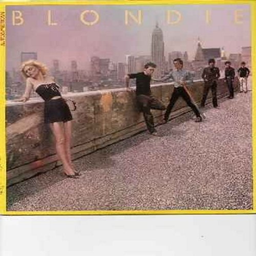 Blondie - Autoamerican: The Tide Is High, Rapture, T-Birds, Walk Like Me, Do The Dark, Europa (vinyl LP record) - M10/EX8 - LP Records