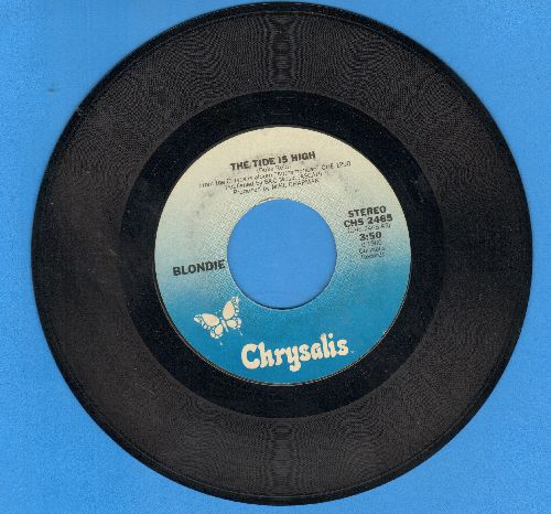 Blondie - The Tide Is High/Suzy And Jeffrey  - VG7/ - 45 rpm Records