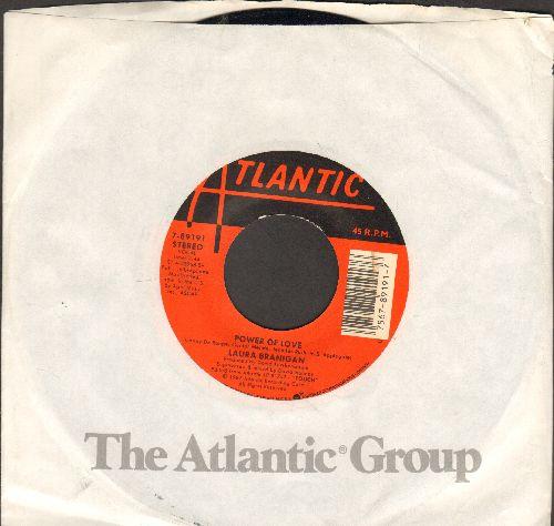 Branigan, Laura - Power Of Love/Spirit Of Love (with Atlantic company sleeve) - NM9/ - 45 rpm Records