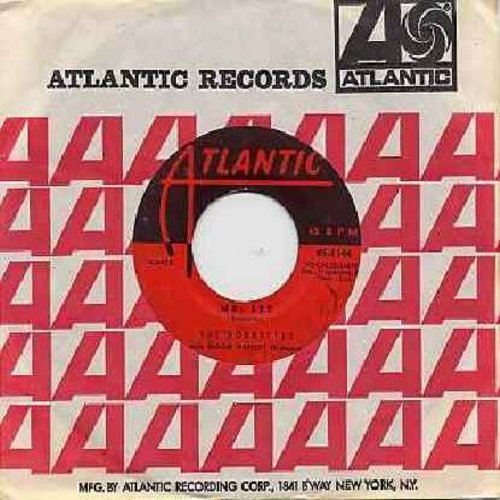 Bobbettes - Mr. Lee/Look At The Stars (second pressing with Atlantic company sleeve) - NM9/ - 45 rpm Records