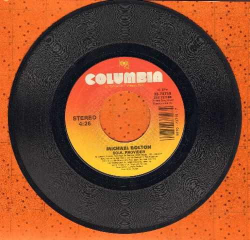 Bolton, Michael - Sould Provider/Love Is A Wonderful Thing  - EX8/ - 45 rpm Records