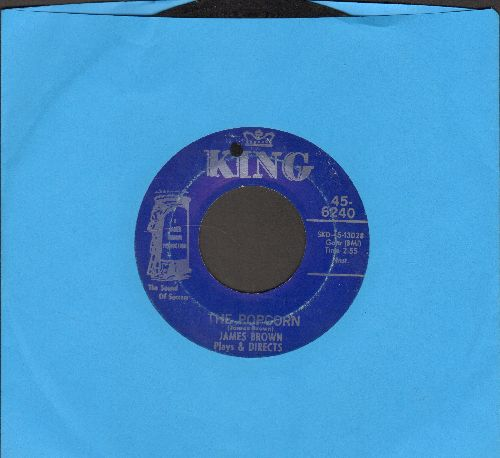 Brown, James - The Popcorn/The Chicken  - VG7/ - 45 rpm Records