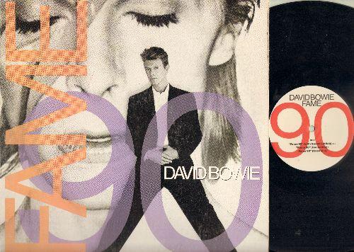 Bowie, David - Fame 90: Fame 90 Maxi - NM9/VG7 - Maxi Singles
