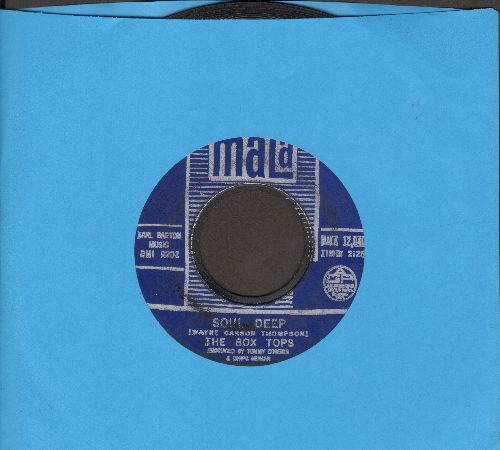Box Tops - Soul Deep/The Happy Song - EX8/ - 45 rpm Records