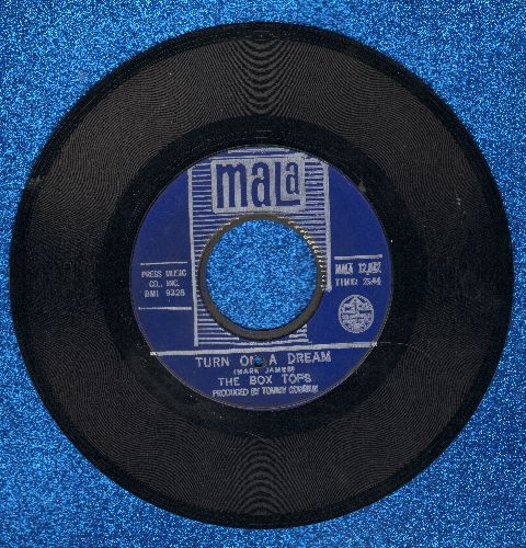 Box Tops - Turn On A Dream/Together (bb) - NM9/ - 45 rpm Records