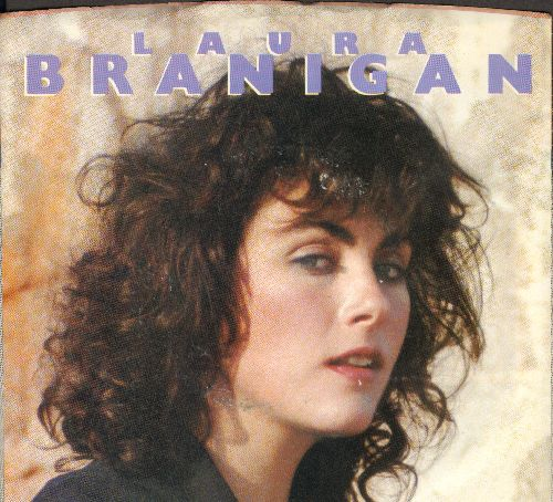 Branigan, Laura - Self Control/Silent Partners (with picture sleeve) - NM9/NM9 - 45 rpm Records