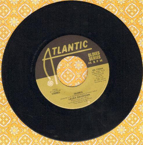 Branigan, Laura - Gloria/Solitare (double-hit re-issue) - EX8/ - 45 rpm Records
