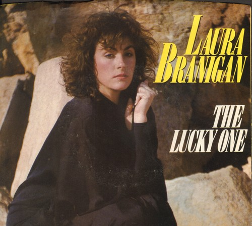 Branigan, Laura - The Lucky One/Breaking Out (with picture sleeve) - M10/NM9 - 45 rpm Records