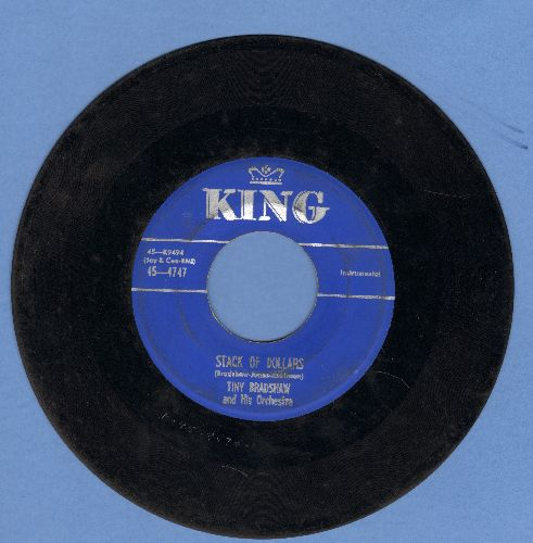 Bradshaw, Tiny - Stack Of Dollars/Cat Fruit - VG7/ - 45 rpm Records