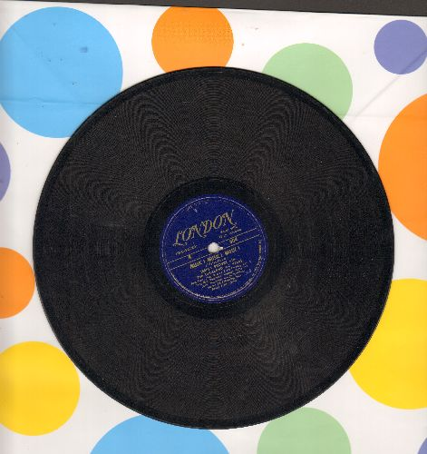 Brewer, Teresa - Music! Music! Music! (Put Another Nickel In)/Copenhagen (10 inch 78 rpm record) - VG7/ - 78 rpm Records