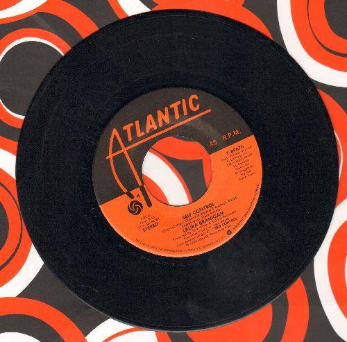 Branigan, Laura - Self Control/Silent Partners - VG7/ - 45 rpm Records