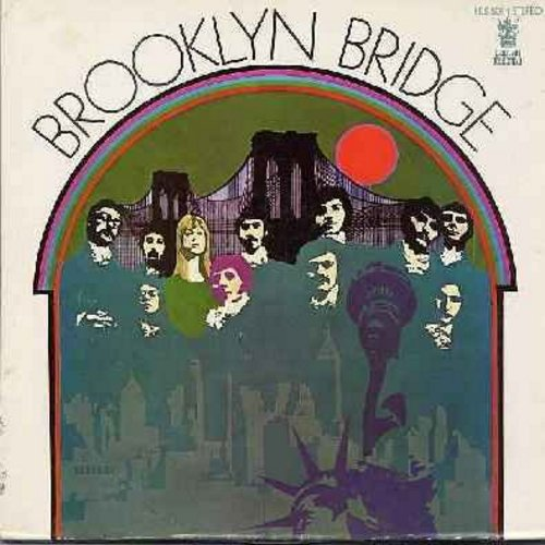 Brooklyn Bridge - Brooklyn Bridge: Worst That Could Happen, Glad She's A Woman, Your Kite My Kite, Piece Of My Heart (vinyl STEREO LP record) - EX8/EX8 - LP Records