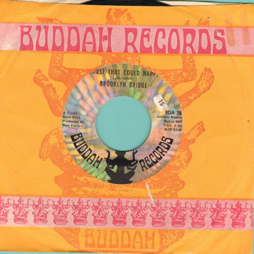 Brooklyn Bridge - Worst That Could Happen/Your Kite, My Kite - EX8/ - 45 rpm Records