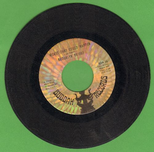 Brooklyn Bridge - Worst That Could Happen/Your Kite, My Kite - VG7/ - 45 rpm Records