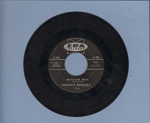 Brooks, Donnie - Mission Bell/Do It For Me - G5/ - 45 rpm Records