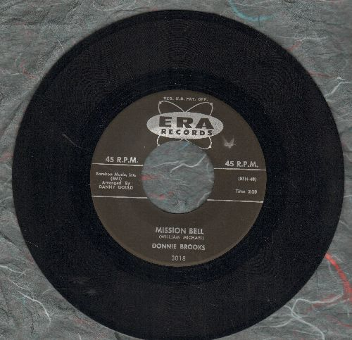Brooks, Donnie - Mission Bell/Do It For Me - EX8/ - 45 rpm Records