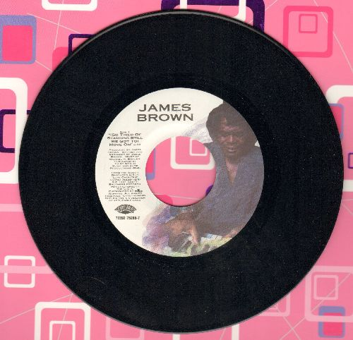 Brown, James - (So Tired Of Standing Still We Got To) Move On/You Are My Everything - NM9/ - 45 rpm Records