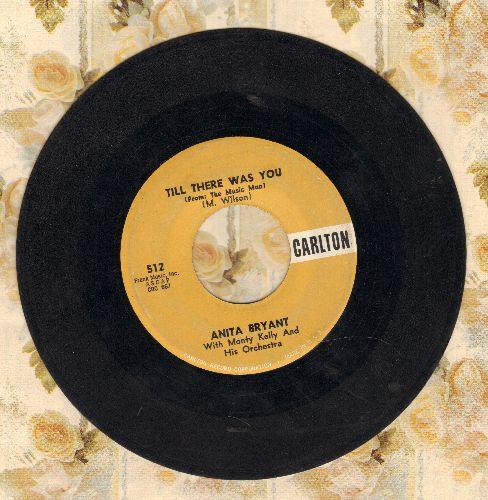 Bryant, Anita - Till There Was You/Little George (Got The Hiccoughs) - EX8/ - 45 rpm Records