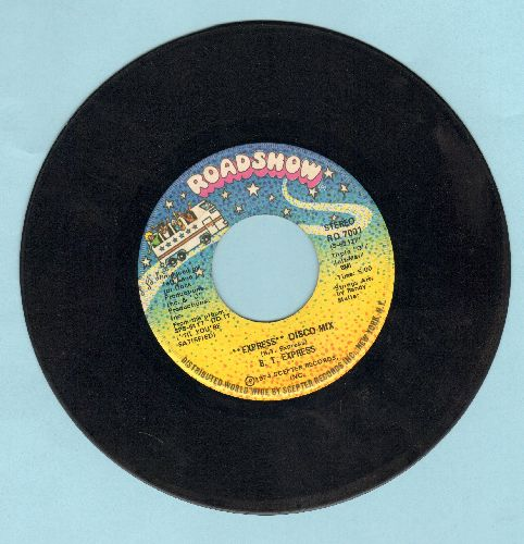 B. T. Express - Express Disco Mix/Express - EX8/ - 45 rpm Records