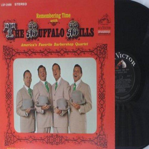 Buffalo Bills - Remembering With The Buffalo Bills: Moon River, Ramona, I Left My Heart In San Francisco (vinyl STEREO LP record) - NM9/NM9 - LP Records