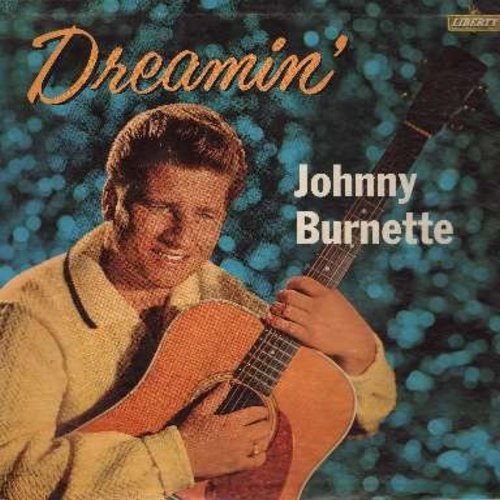 Burnette, Johnny - Dreamin': My Special Angel, Finders Keepers, I Really Don't Want To Know, Cincinnati Fireball, Love Me, Lovesick Blues (vinyl MONO LP record) - EX8/EX8 - LP Records