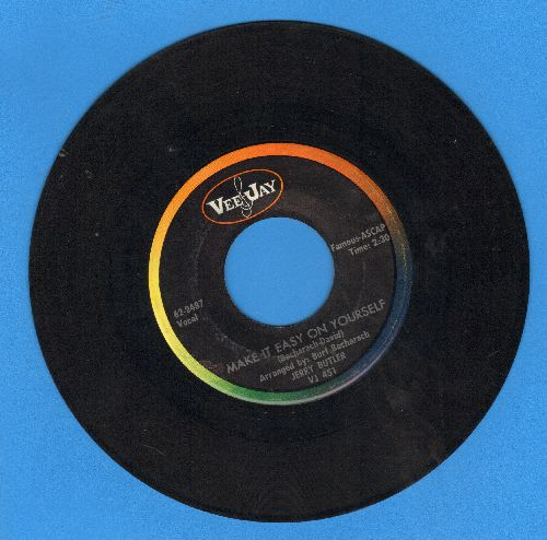 Butler, Jerry - Make It Easy On Yourself/Too Late  - VG7/ - 45 rpm Records