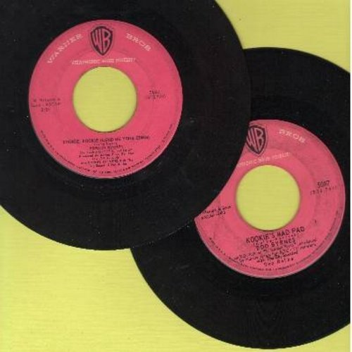 Byrnes, Edd - 2 for 1 Special: Kookie, Kookie, Lend Me Your Comb/Kookie's Mad Pad (2 vintage first issue 45rpm records for the price of 1!) - VG7/ - 45 rpm Records