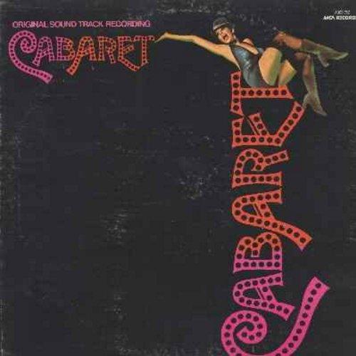 Minnelli, Liza - Cabaret: Original Motion Picture Sound Track (vinyl STEREO LP record, 1980s pressing) - M10/VG7 - LP Records