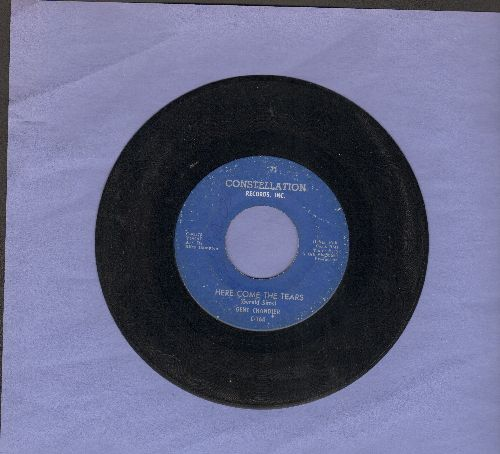 Chandler, Gene - Here Come The Tears/Soul Hootenanny, Pasrt 2 - VG7/ - 45 rpm Records