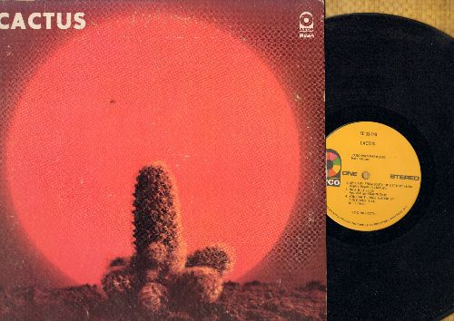 Cactus - Cactus: Parchman Fram, Let Me Swim, Feel So Good, No Need To Worry, Oleo (vinyl STEREO LP record) - EX8/VG7 - LP Records