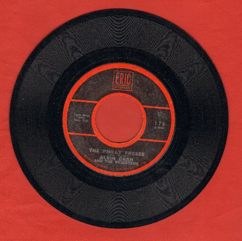 Cash, Alvin - Twine Time/The Philly Freeze (double-hit re-issue) - NM9/ - 45 rpm Records