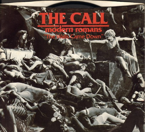 Call - Modern Romans/Upperbirth (with picture sleeve) - NM9/EX8 - 45 rpm Records