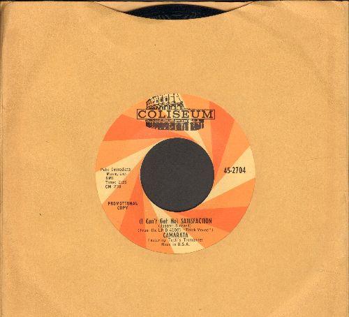 Camarata - (I Can't Get No) Satisfaction/What's New Pussycat? (DJ advance pressing) - M10/ - 45 rpm Records