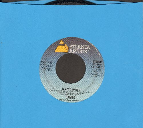 Cameo - Cameo's Dance/Hangin' Downtown - NM9/ - 45 rpm Records