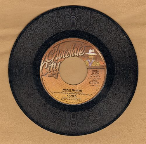 Cameo - Freaky Dancin'/Better Days - EX8/ - 45 rpm Records