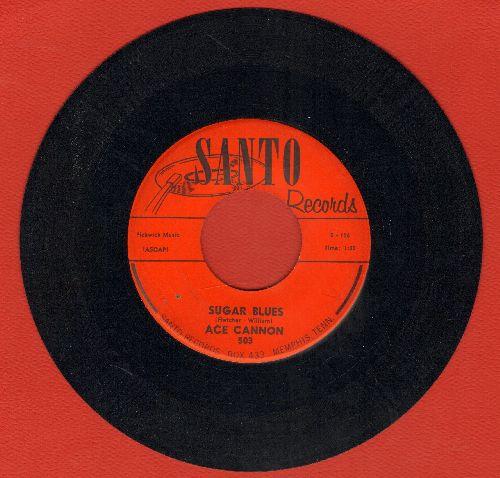 Cannon, Ace - Sugar Blues/38 Special - EX8/ - 45 rpm Records