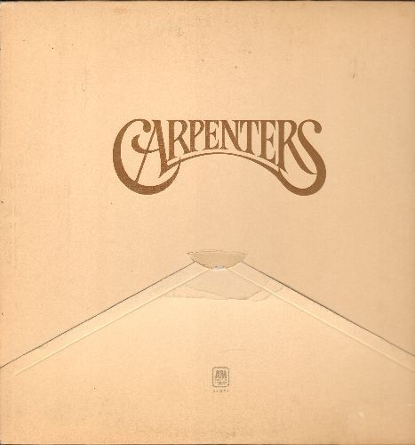 Carpenters - Carpenters: Rainy Days And Mondays, Bacharach/David Medley, Superstar, Druscilla Penny, For All We Know (vinyl STEREO LP record in unique love-letter-fold-out cover) - NM9/EX8 - LP Records
