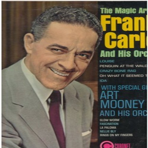 Carle, Frankie & His Orchestra, Art Mooney & Orchestra - Magic Artistry (Vinyl LP record) - NM9/EX8 - LP Records