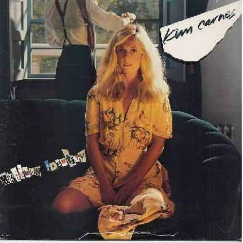 Carnes, Kim - Mistaken Identity: Bette Davis Eyes, Draw Of The Cards, My Old Pals, Miss You Tonight, Hit And Run (vinyl STEREO LP record) - NM9/EX8 - LP Records