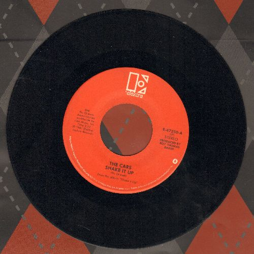 Cars - Shake It Up/Cruiser  - VG7/ - 45 rpm Records