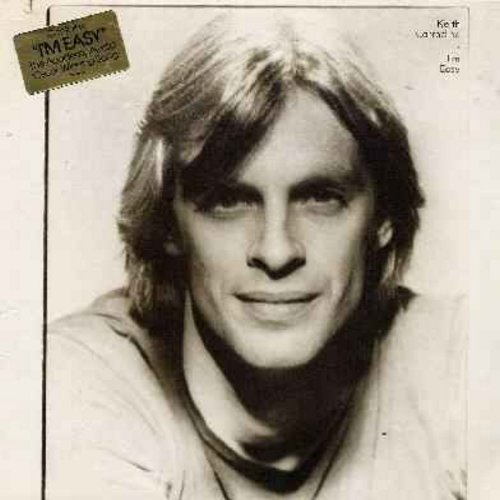 Carradine, Keith - I'm Easy: Honey Won't You Let Me Be Your Friend, Been Gone So Long, I'll Be There, I Will Never Forget Your Face (includes the Academy Award Winning Best Song -I'm Easy-) (vinyl LP record - SEALED, never opened) - SEALED/SEALED - LP Rec