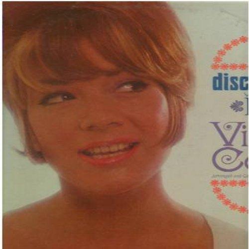 Carr, Vikki - Discovery Vol. 2: Cuando Caliente El Sol, My Melancholy Baby, No Other Love, Granada (vinyl MONO LP record, DJ advance copy) - M10/EX8 - LP Records